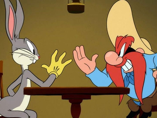 Looney Tunes na SDCC    Anunciado curta inédito de terror com Gaguinho e Patolino