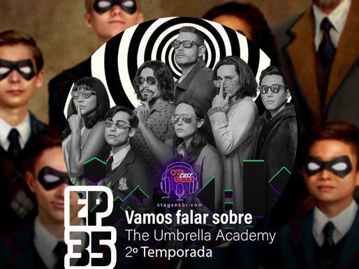 OTGCAST #35 The Umbrella Academy - Vamos falar sobre a 2ª temporada e crítica textual