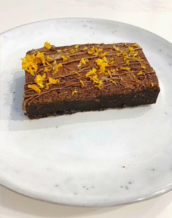 Gluten Free Chocolate Orange