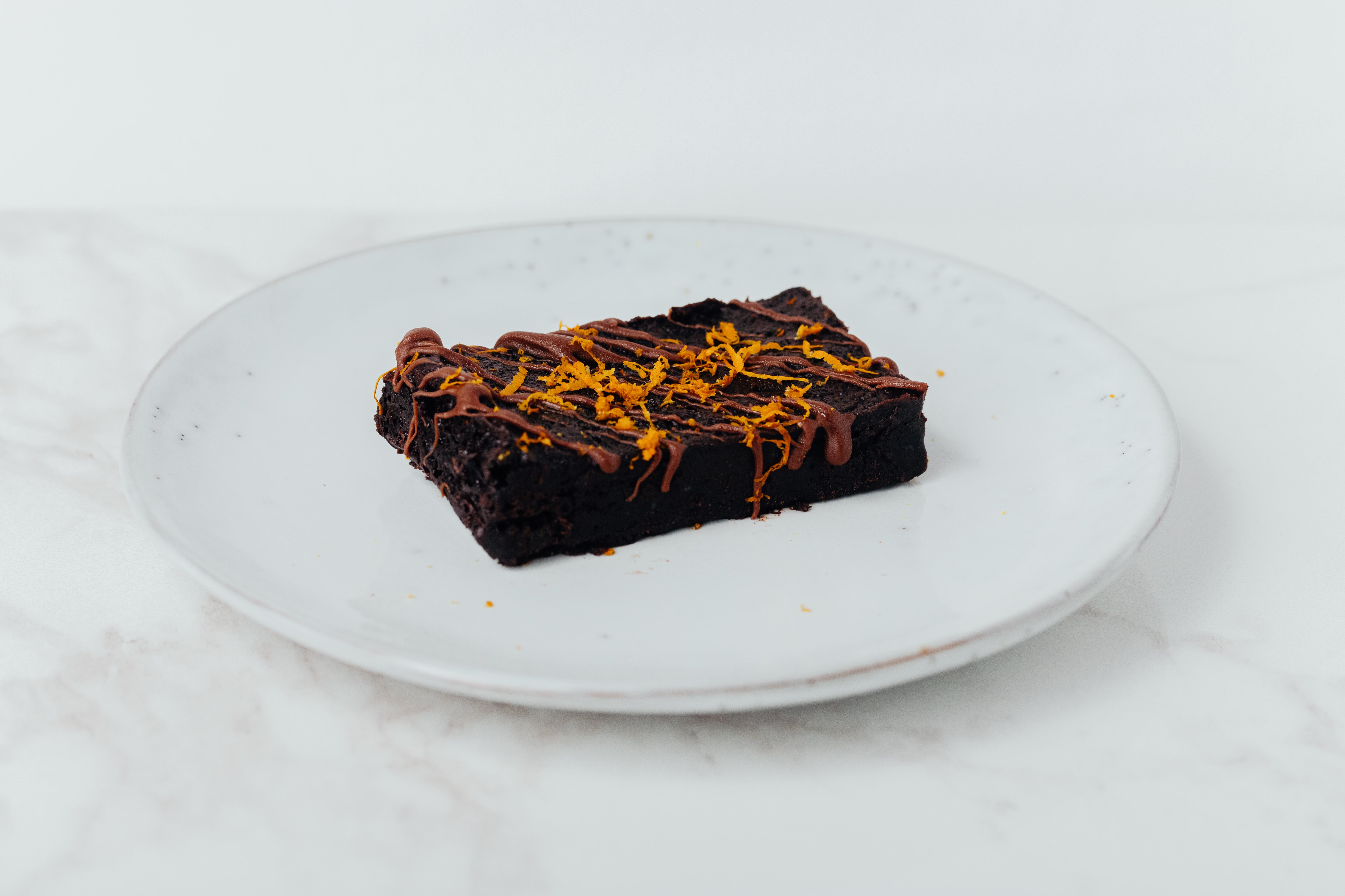 Vegan and Gluten Free Chocolate Orange