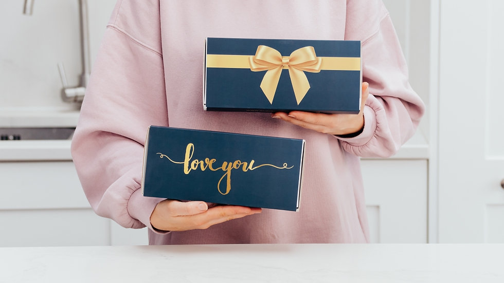 Choose your favourite gift Wrapping