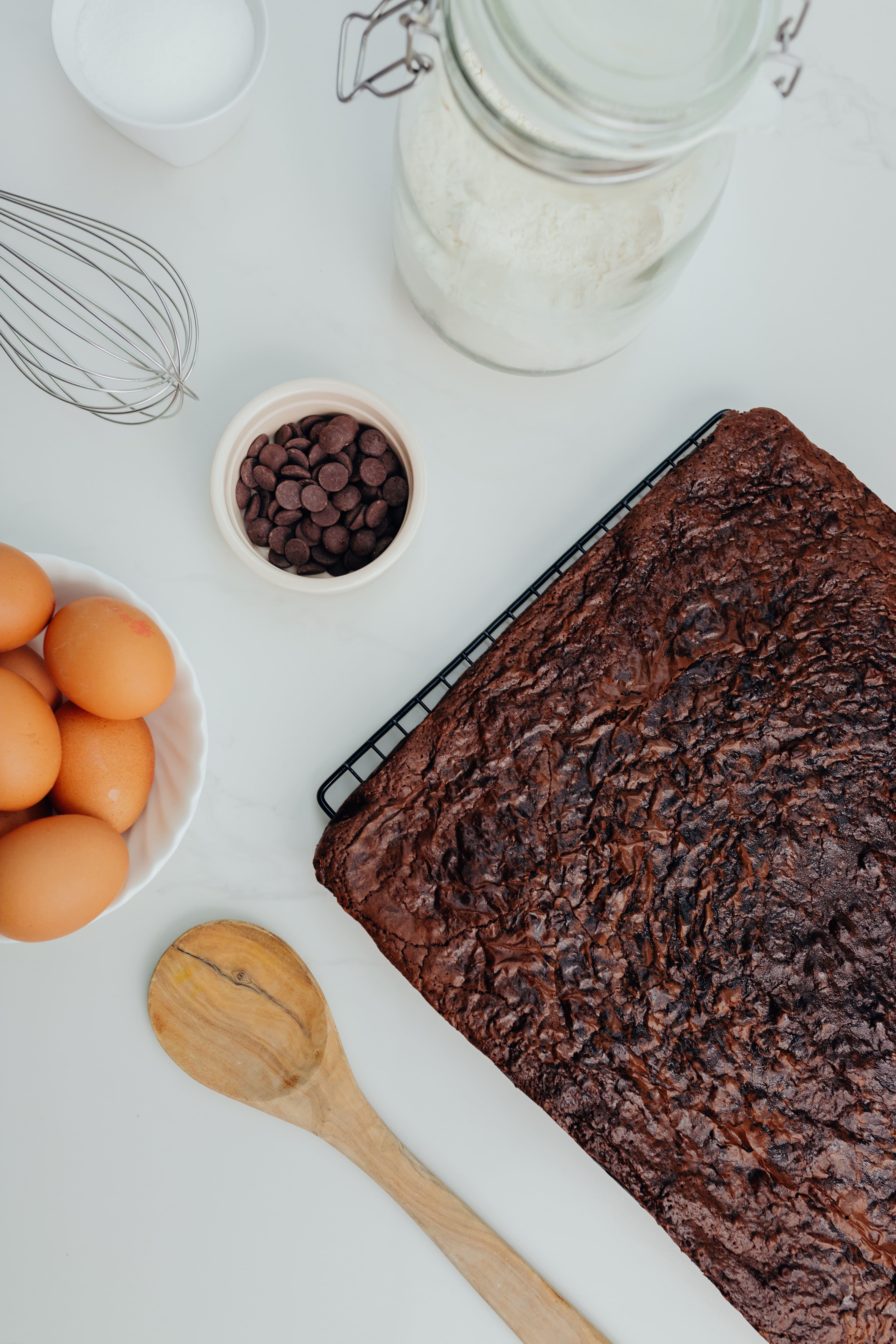 Signature Chocolate Brownies