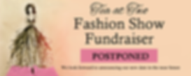 Fashion Show Button on Website Postponed