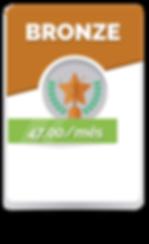 Selo Programa de Afiliado Bronze