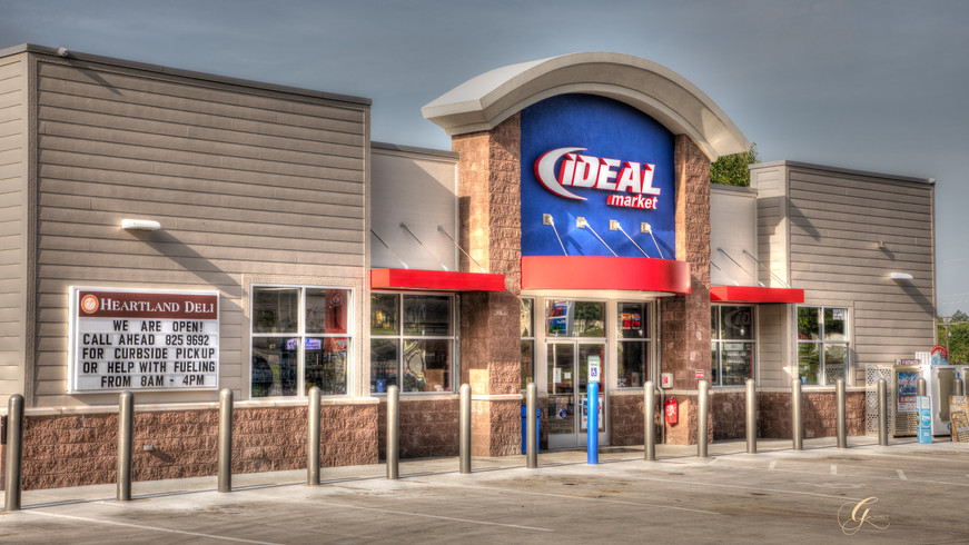 Convenient Stores