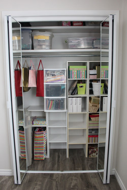 organized office Artfully Organized