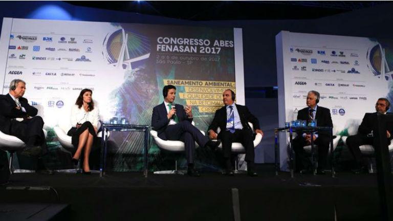 ABES divulga o Ranking da Universalização do Saneamento durante o ABES  FENASAN   Consultoria Ambiental   ISM Engenharia - Santa Catarina 4d6bc36735