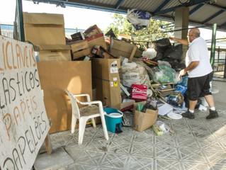 No caminho do lixo zero: italiano Alessio Ciacci apresenta modelo de sucesso em Florianópolis.