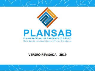 Revisão do Plano Nacional de Saneamento Básico – Plansab
