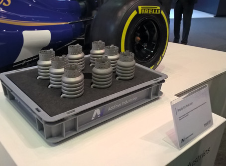 First impressions of formnext 2017