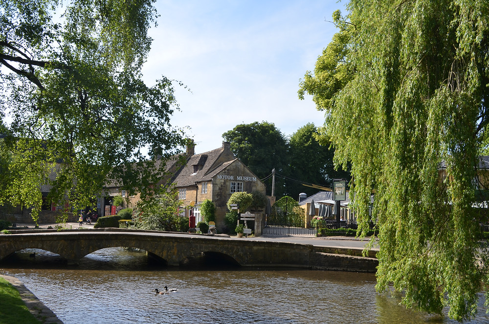 Bourton on the Water, ideal base for a Cotswold Holiday