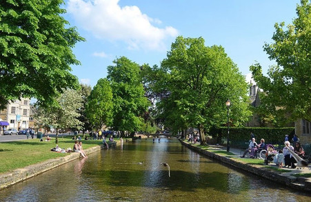 The Venice of the Cotswolds