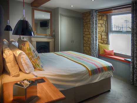 Boutique guest accommodation