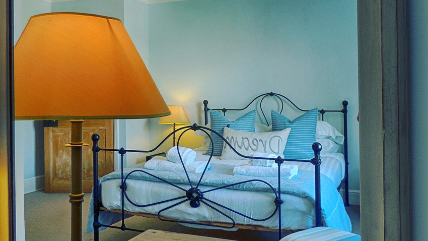 Bedroom at Rathbone Cottage in Stow-on-the-Wold, Cotswolds Holidays