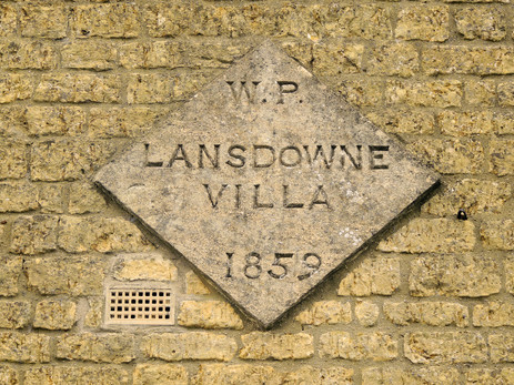 The Lansdowne Villa Heritage of the Cotswolds