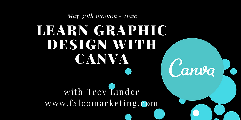 Learn Graphic Design with Canva