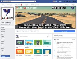 Falco Facebook