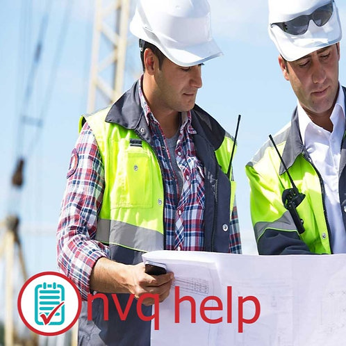 Level 5 NVQ Diploma in Occupational Health and Safety Practice - Construction