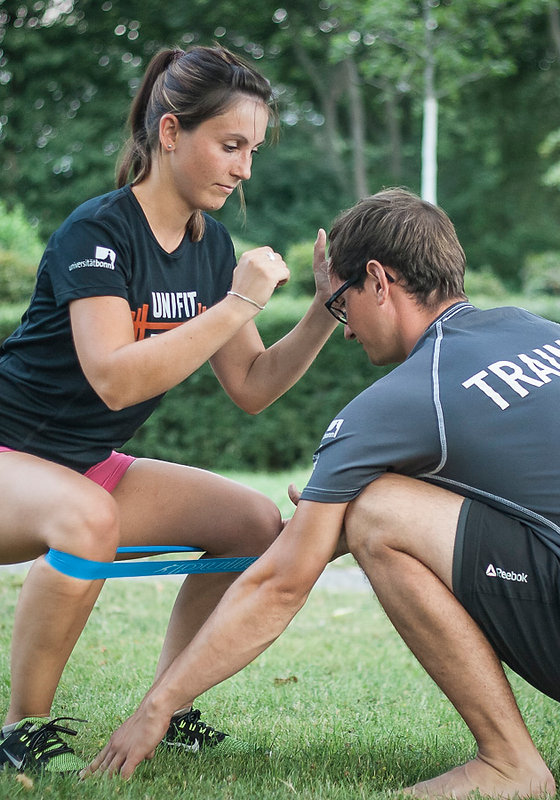 benefit-training Personal Trainer BeJu O