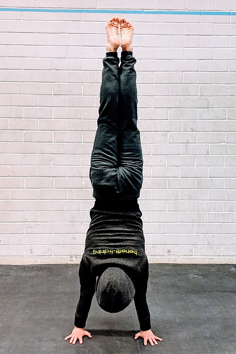 personal training | personal trainer | benefit-training | Bene Handstand