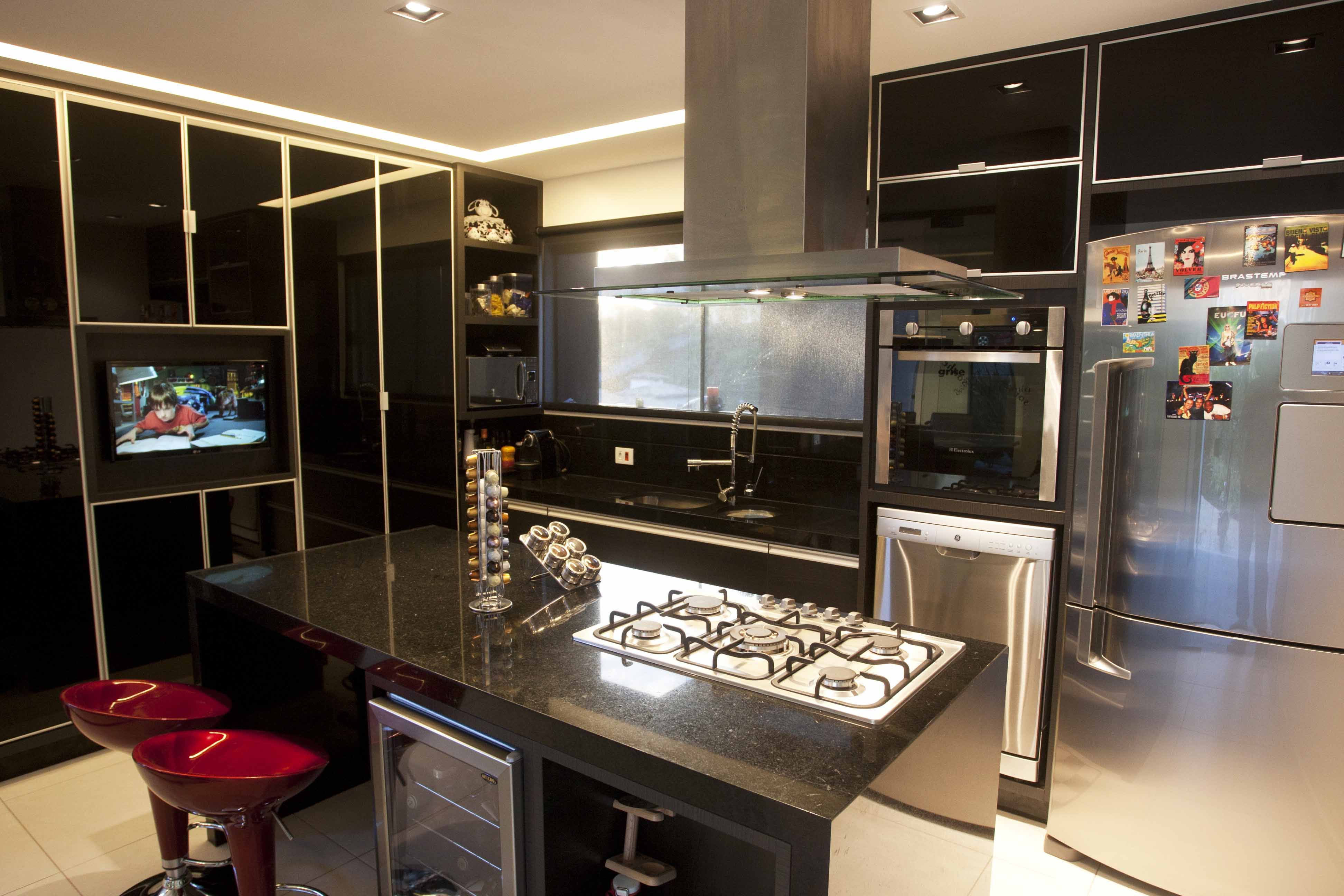 Cozinha do Homem