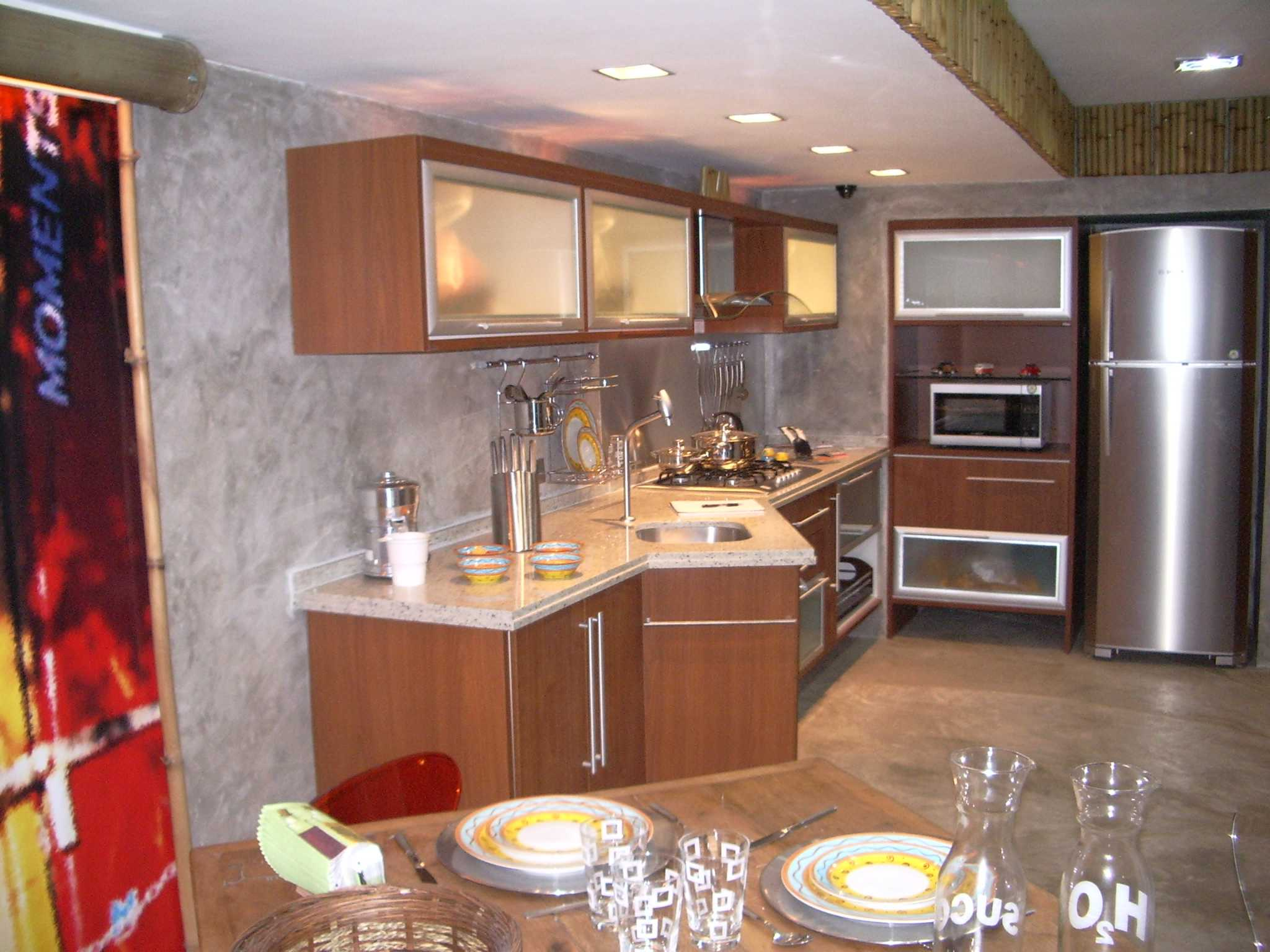 Cozinha - Mostra