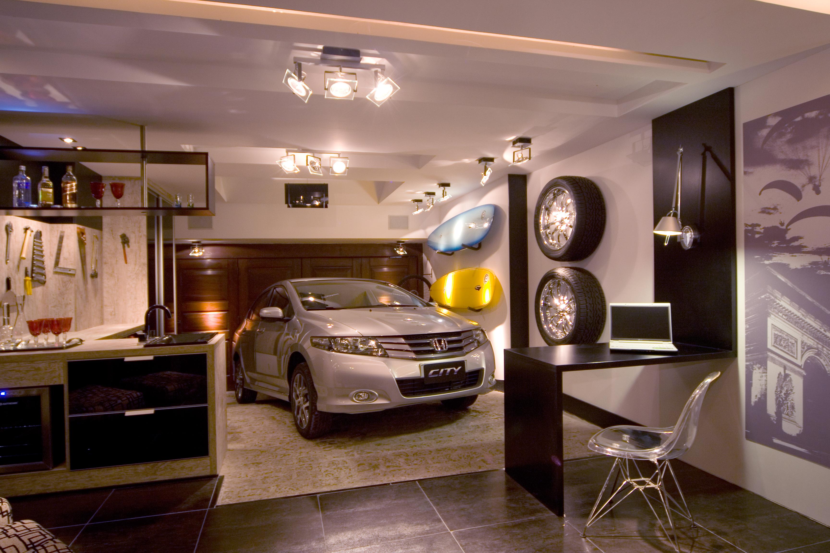 Garagem - Mostra