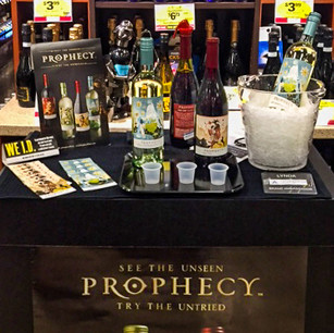 Prophecy Wine
