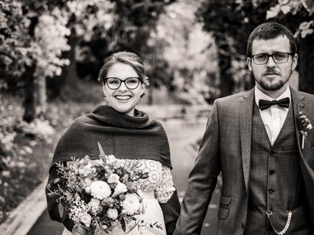 Hochzeitsromantik in der Villa Roth