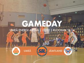 Umeå BSKT välkomnar Jämtland Basket igen