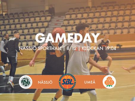 Inför Nässjö Basket