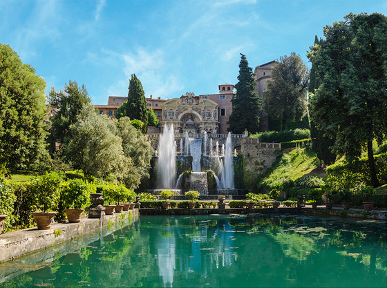 """I Giardini del Latium"" - a unique tour of glorious gardens in Lazio"