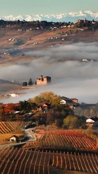 Autumn in Piemonte and Toscana  for lovers of Italian food and wine
