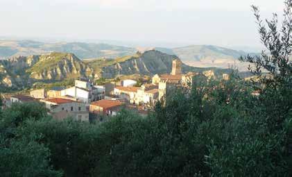 ALIANO A Town Immortalized by Carlo Levi