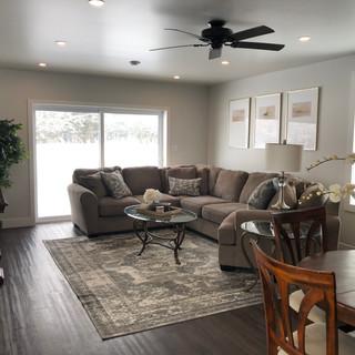 Subway Line - Living Room