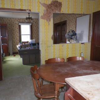 La Salette Kitchen/Living Room