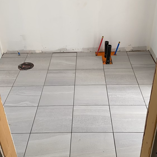 Unit 8 Tile Install
