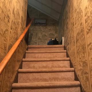 Subway Line - Stairs