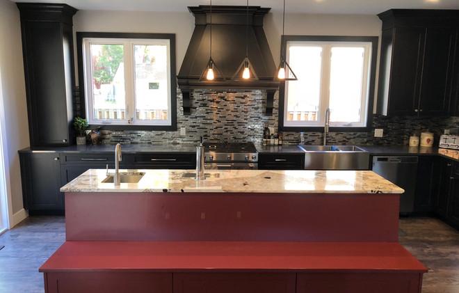 Foxstone - Custom Kitchen
