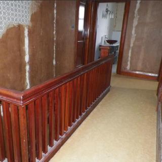 La Salette Second Floor Hallway