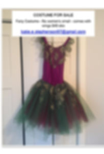 costume for sale