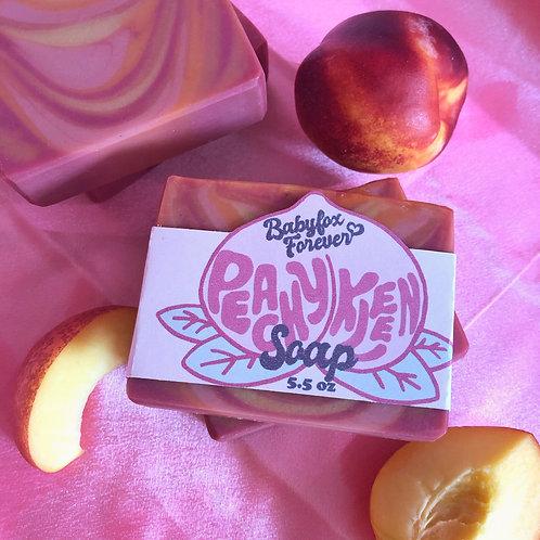 Peachy Kleen Soap