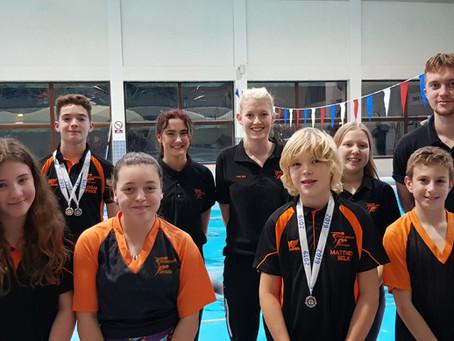 Stocksbridge Swimmers Celebrate Success at County & Regional Championships