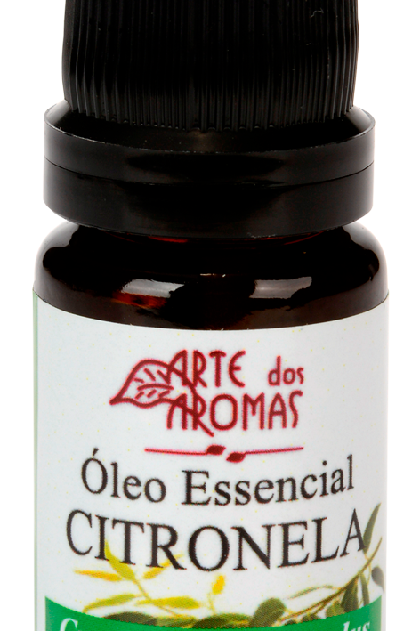 Citronela Óleo Essencial 10ml