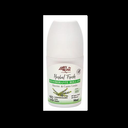Desodorante Roll On Alecrim & Capim 50ml