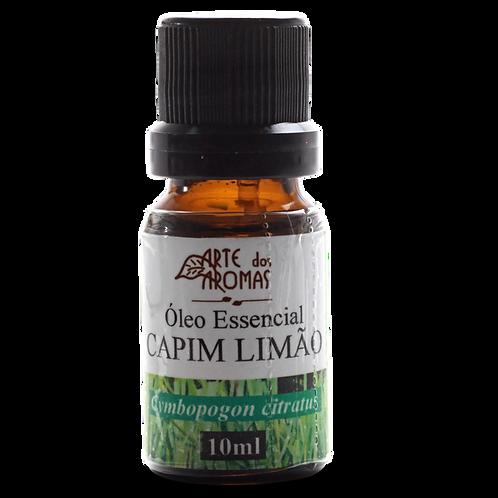 Capim Limão / Lemongrass Óleo Essencial 10ml
