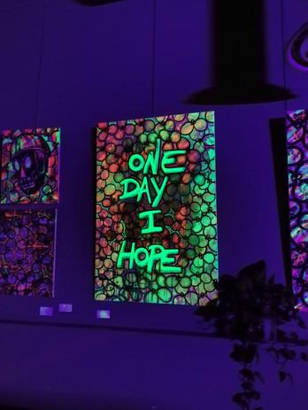 One Day I Hope