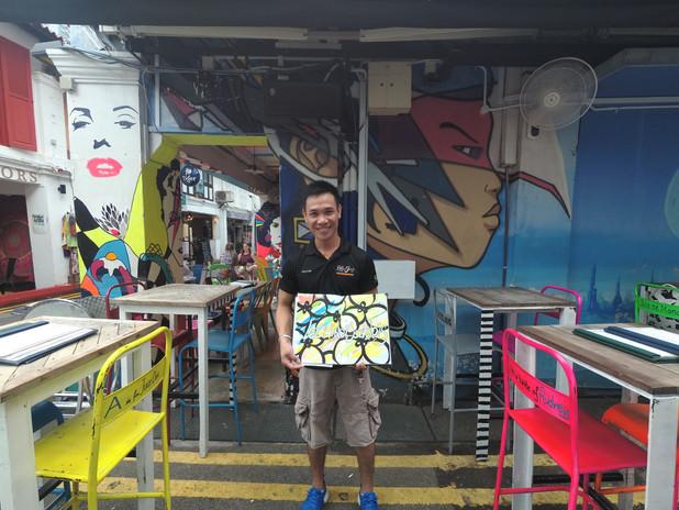 Singapor Worker