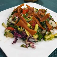 El Fattouche, la salade parfaite pour l'