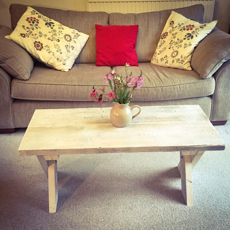 white coffee table 2
